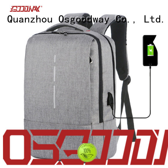 Osgoodway daypack convertible laptop backpack from China for work
