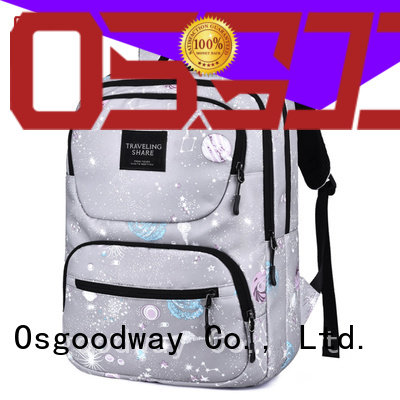 Osgoodway travel laptop backpack from China for school