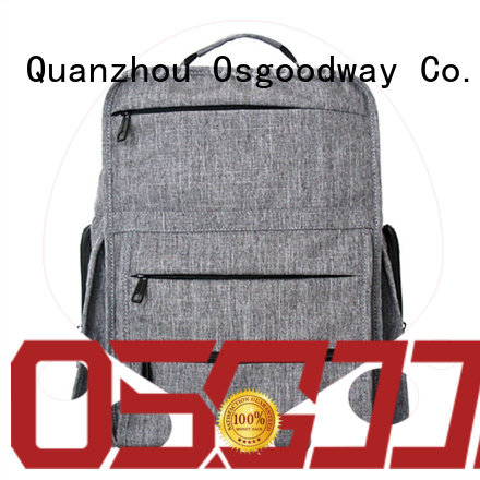 Osgoodway durable laptop travel backpack from China for men