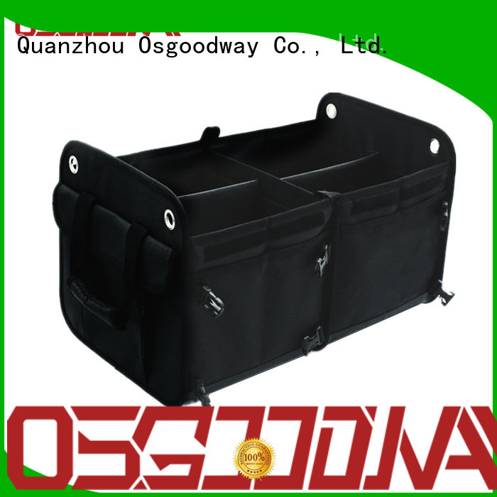 Osgoodway portable bmw trunk organizer supplier for suv