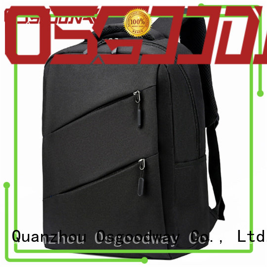 Osgoodway durable lightweight laptop backpack wholesale for men