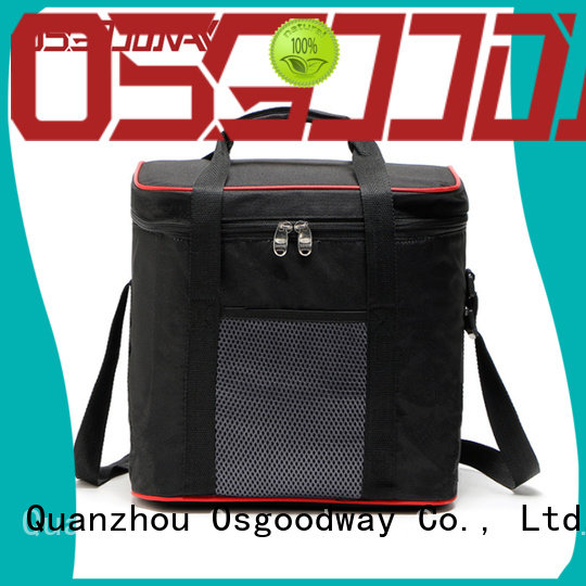 leak-proof lunch cooler bag supplier for hiking