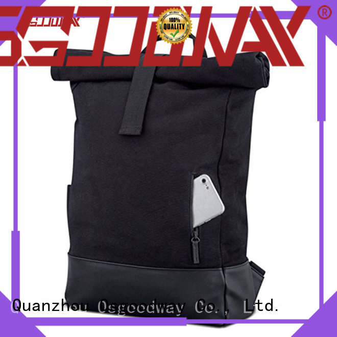 Osgoodway fashion women backpack design for travel
