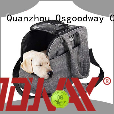 Osgoodway pet carrier bag supplier for puppy