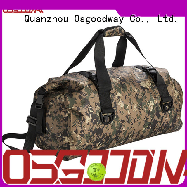 Osgoodway best waterproof bag easy cleaning for diving