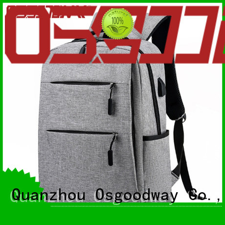 business anti theft laptop backpack directly sale for work Osgoodway