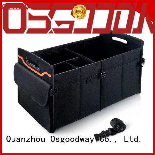 heavy duty car trunk organizer foldable supplier for truck