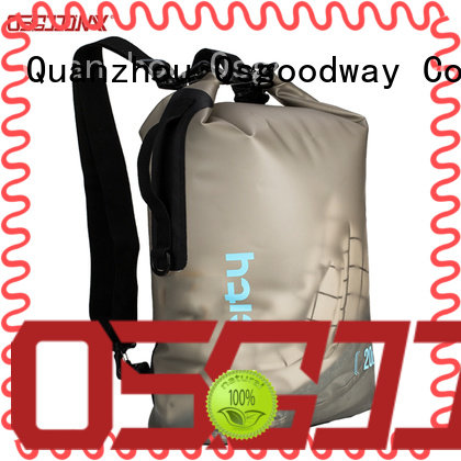 Osgoodway fashion dry bag waterproof cold resistance for outdoor