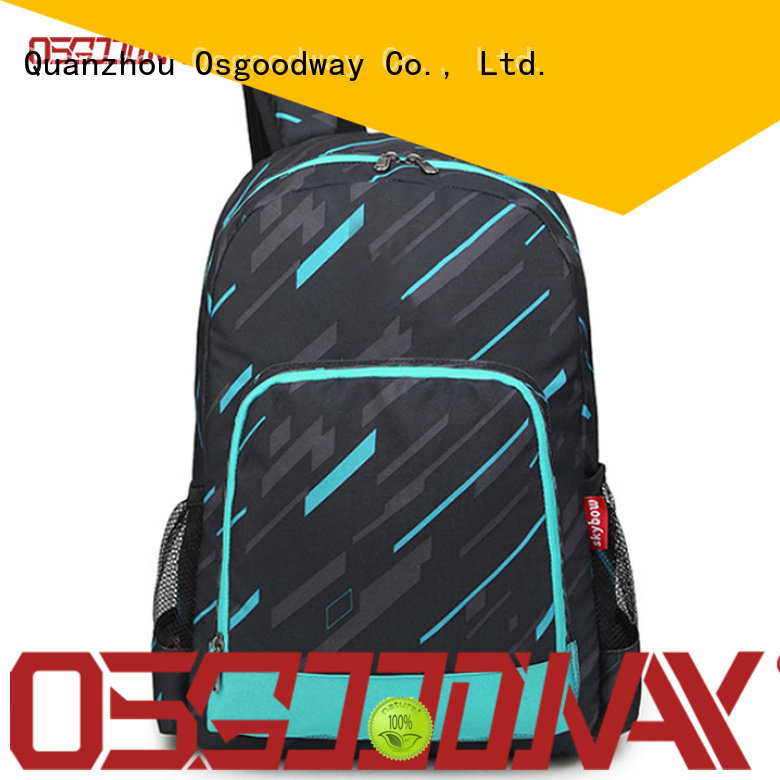 Osgoodway lightweight nylon backpack on sale for business traveling
