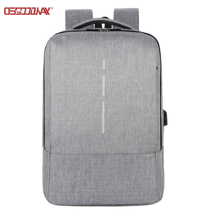 USB Charging Laptop Travel Backpack Waterproof Designer Computer Bags