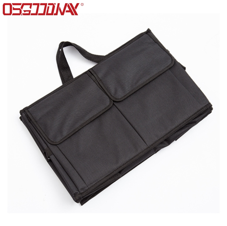 news-Osgoodway-China Wholesale Nonslip Waterproof Bottom Car Trunk Organizer Bag for SUV-img