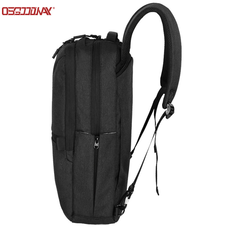 Multifunctional Convertible Laptop Case Backpack Bag Customized Laptop Shoulder Bag