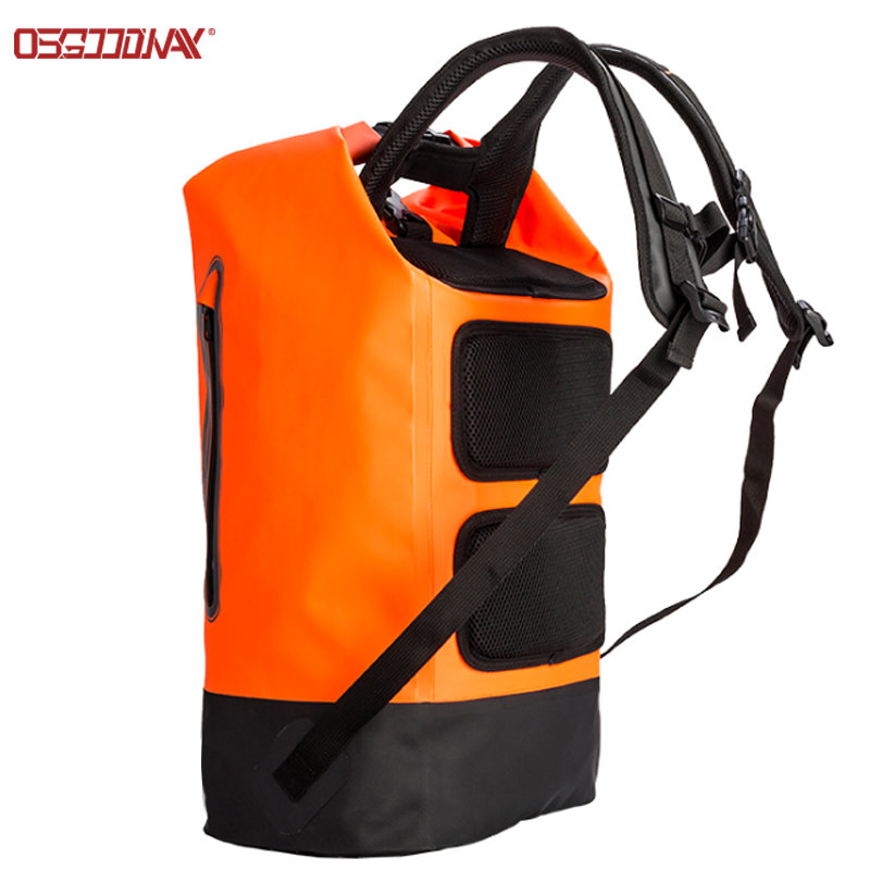 Dry Backpack Floating Waterproof Dry Bags Sack with Shoulder Straps