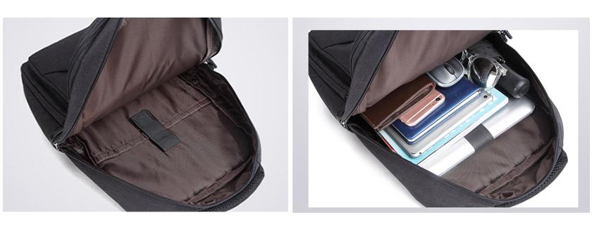 product-Osgoodway-Black Wholesale Mens Rucksacks Backpack Custom Made College School Backpack Bags-i-2