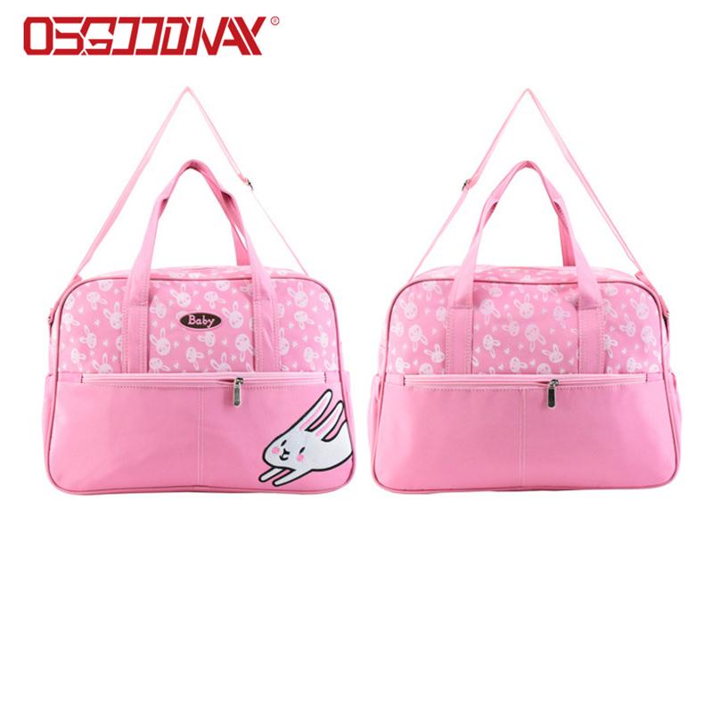 China Wholesale Waterproof Animal Print Cute Diaper Bag Backpack-backpack, school backpack, duffel