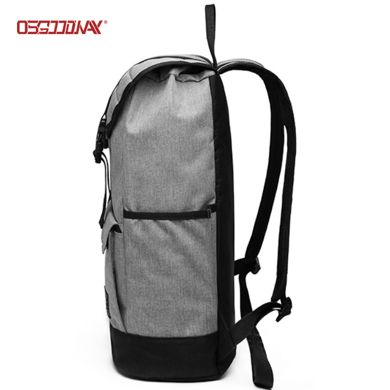 application-Large Casual College School Daypack Travel Rucksack Pack with Drawstring Closure-Osgoodw