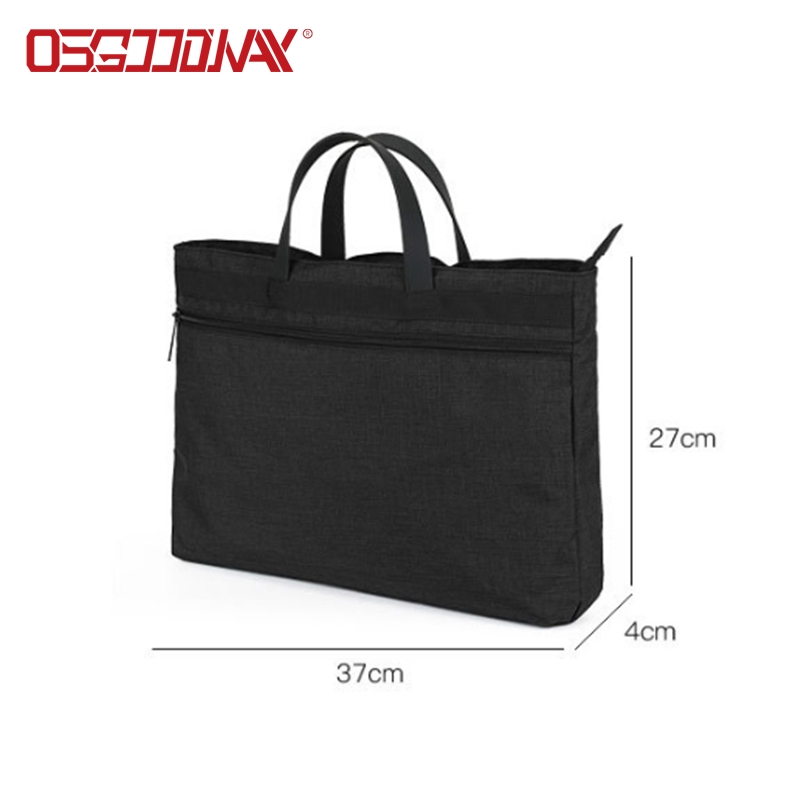 product-12 Inch Wholesale Multi-Functional Briefcase Business Laptop Bag-Osgoodway-img