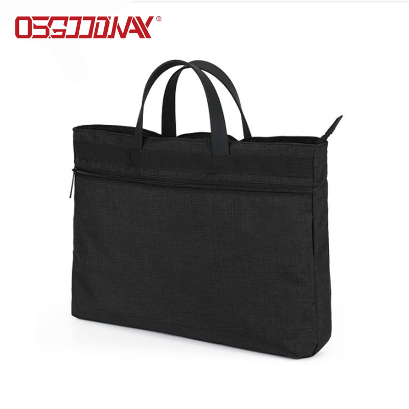 news-Osgoodway-12 Inch Wholesale Multi-Functional Briefcase Business Laptop Bag-img