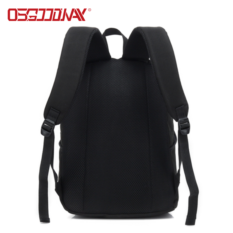 156 Inch Water Repellent Polyester Stylish School Casual Work Laptop Backpack-backpack, school back