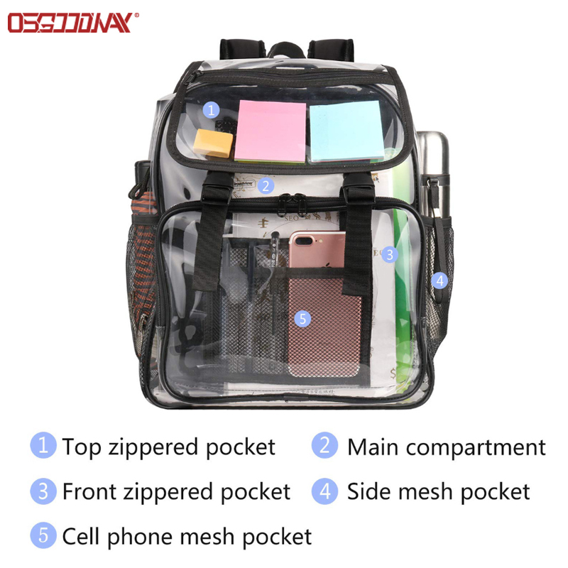 Osgoodway bag backpack for school on sale for business traveling-Osgoodway-img