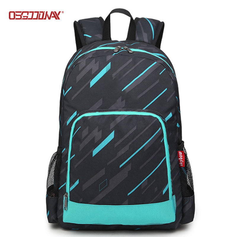 Travelling Custom Print Backpack Large Fashion School Laptop Backpacks for Teenagers