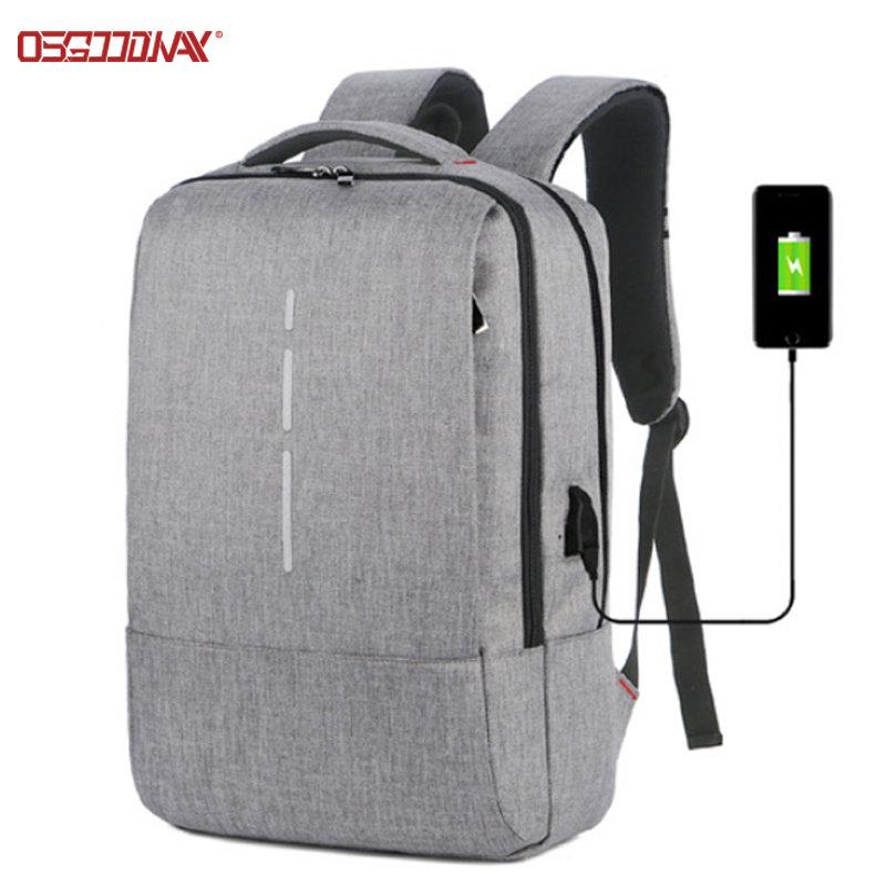 USB Charging Laptop Travel Backpack Waterproof Designer Computer Bags