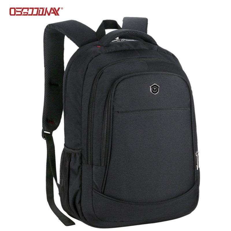 Black 13 inch Professional Business Laptop Backpack Bag