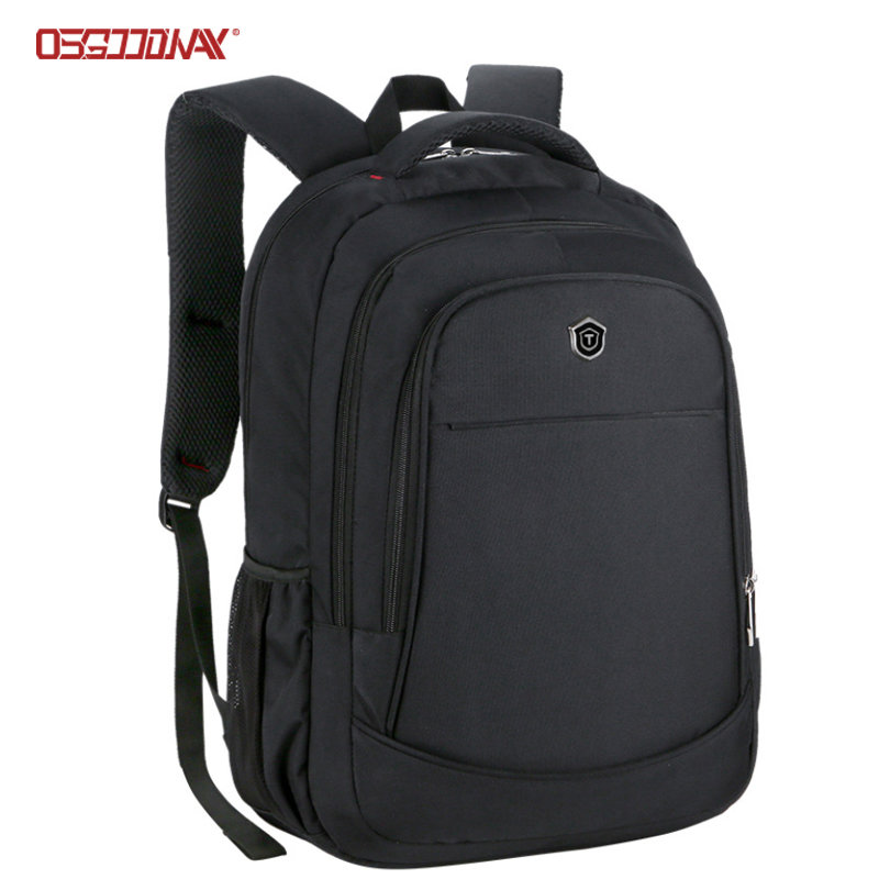 Black 13 inch Professional Business Laptop Backpack Bag