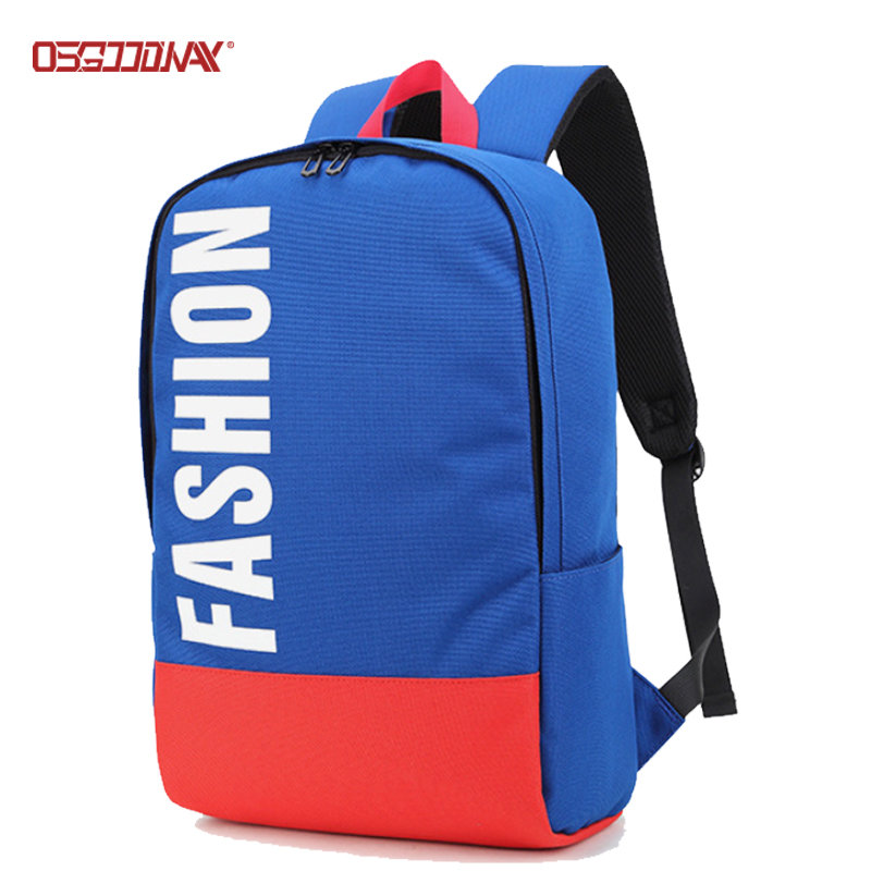 Custom Boys Sports Bagpack School Backpack Wholesale Gym Backpack