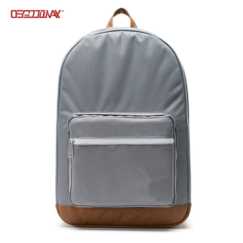 Water Resistant Daypack for School Classic Basic Casual Travel Rucksack Backpack Back Pack