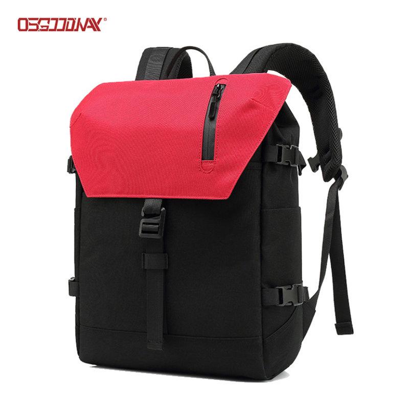 Waterproof Rucksack Backpack Wear-resistant Oxford College School Backpack Bag