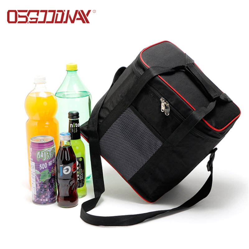 Insulated Best Mini Cooler Bag for Office Work Camping Sports Beach Travel with Shoulder Strap
