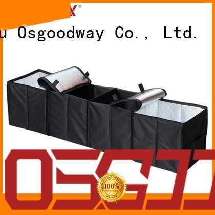 high quality bmw trunk organizer bag with cooler bag for minivan