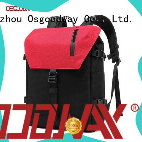 Osgoodway custom gym backpack factory price for school