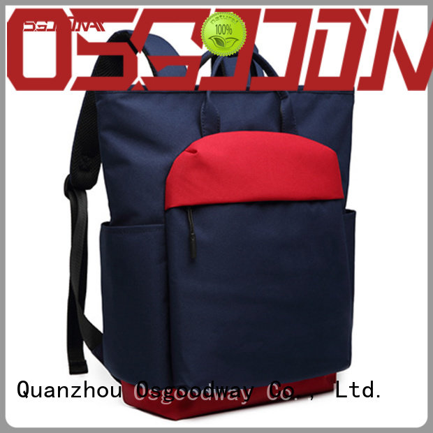 Osgoodway printing school backpack bag on sale for daily life