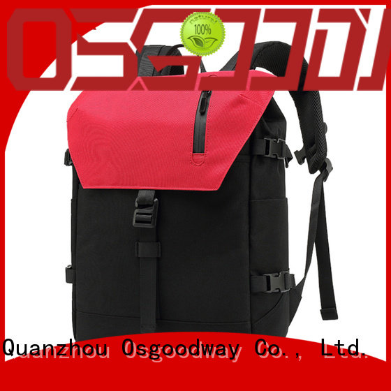 Osgoodway bag nylon backpack design for outdoor