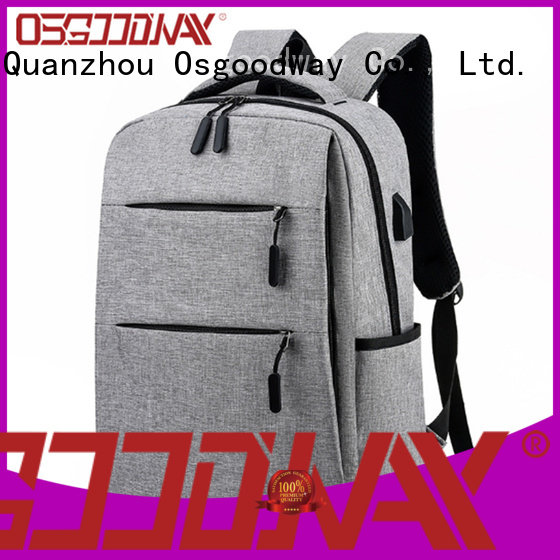 good quality anti theft laptop backpack directly sale for men