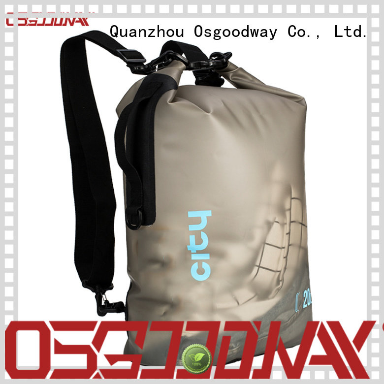 Osgoodway backpack dry bag 30 liter easy cleaning for rainy day