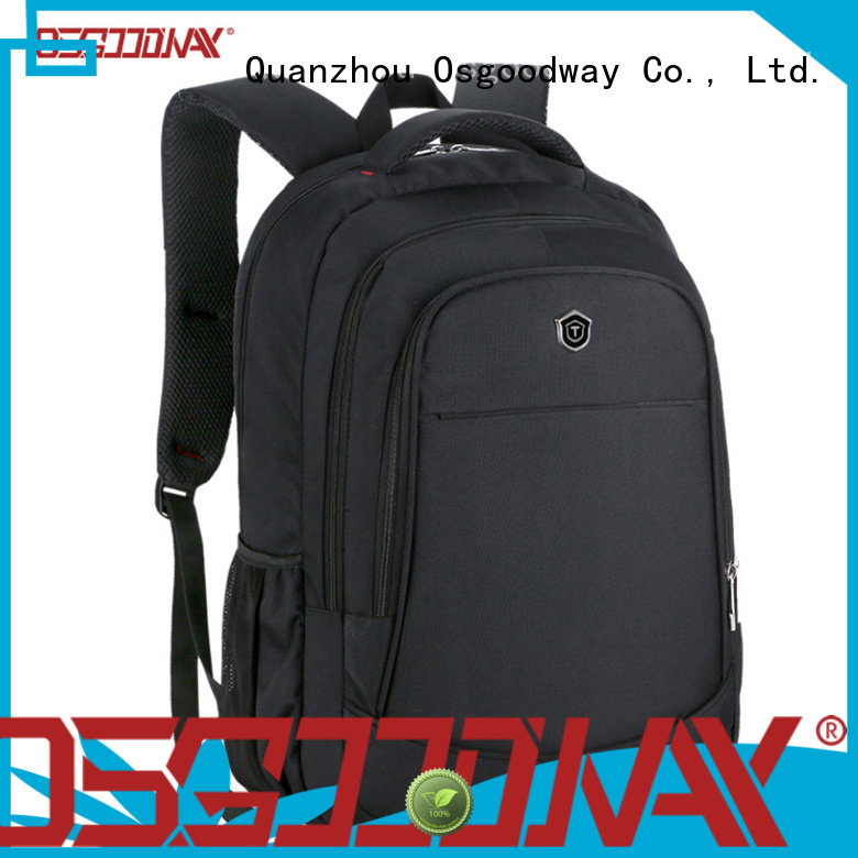 good quality waterproof laptop backpack travel from China for school