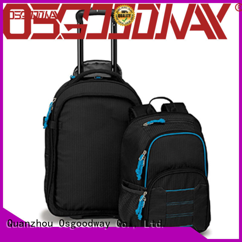 Osgoodway custom backpack rucksack design for travel