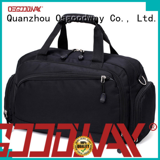 Osgoodway nylon duffle bag design for travel
