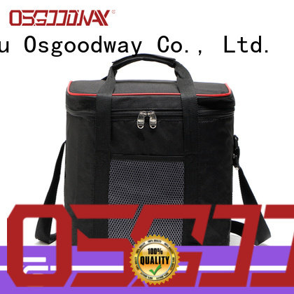 Osgoodway lunch box cooler bag design for picnic