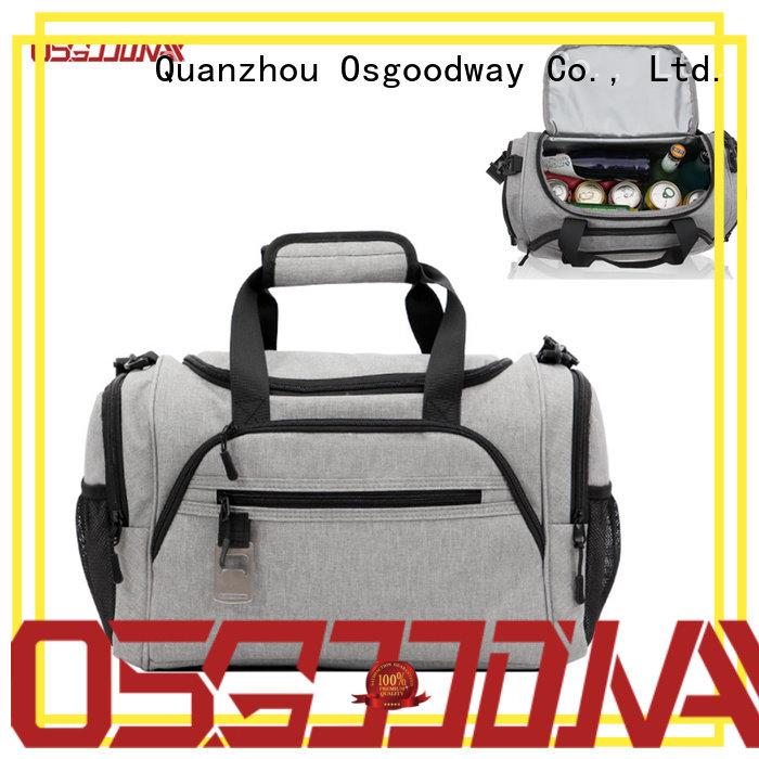 Osgoodway custom hiker cooler bag keep food fresh for camping