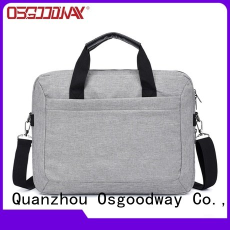 Osgoodway waterproof fashion laptop backpack directly sale for school