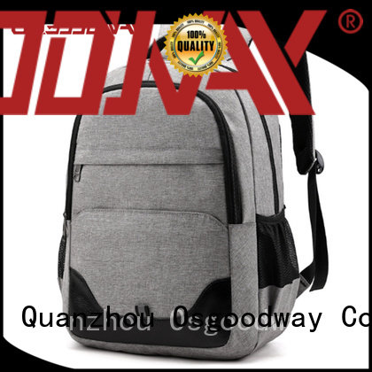 Osgoodway casual rucksack bags design for business traveling