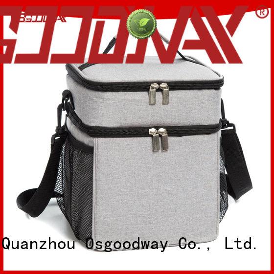 Osgoodway deck best cooler bag supplier for hiking