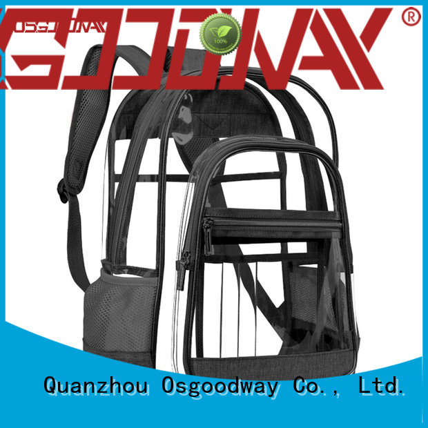 Osgoodway custom custom logo backpack girly for daily life