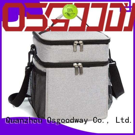 Osgoodway professional hiker cooler bag keep food fresh for hiking