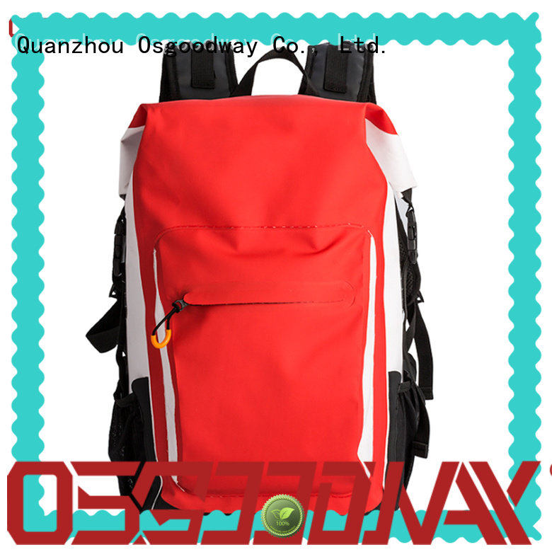 light weight 10l dry bag easy cleaning for diving