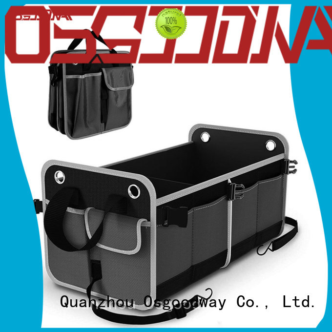 portable best trunk organizer for suv car personalized for minivan